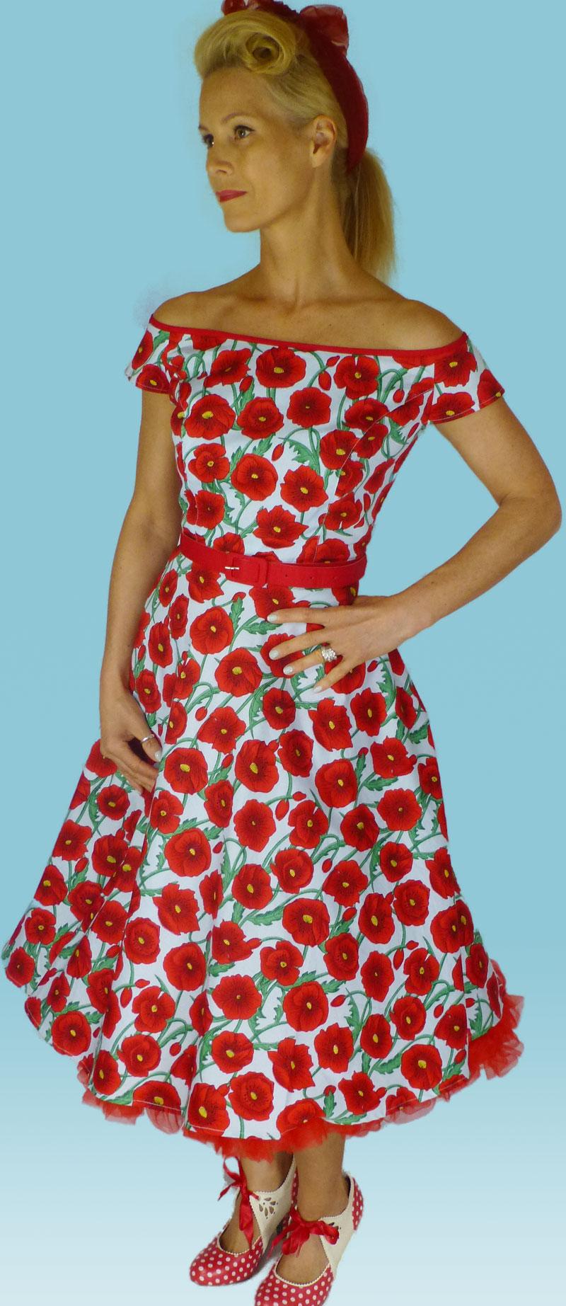 1950s-Retro-Dresses