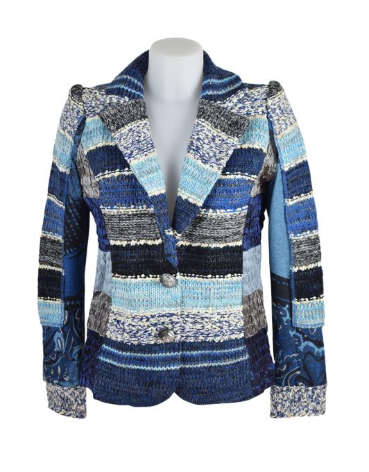 LULU H Jacket blue