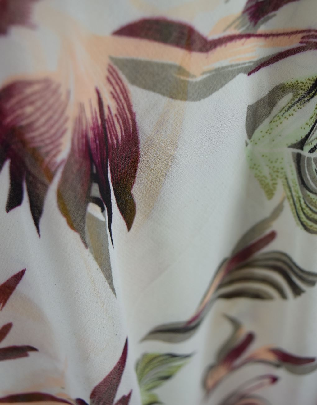 paramour fabric dress