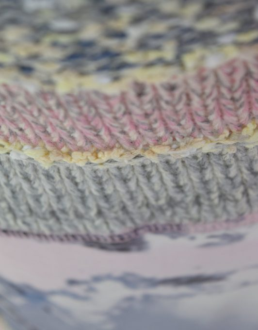 LULU H Jacket fabric
