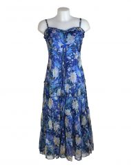 Sensations-pour-elle-Blue-maxi-dress