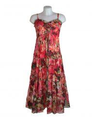 Sensations-pour-elle-Red-Pink-maxi-dress
