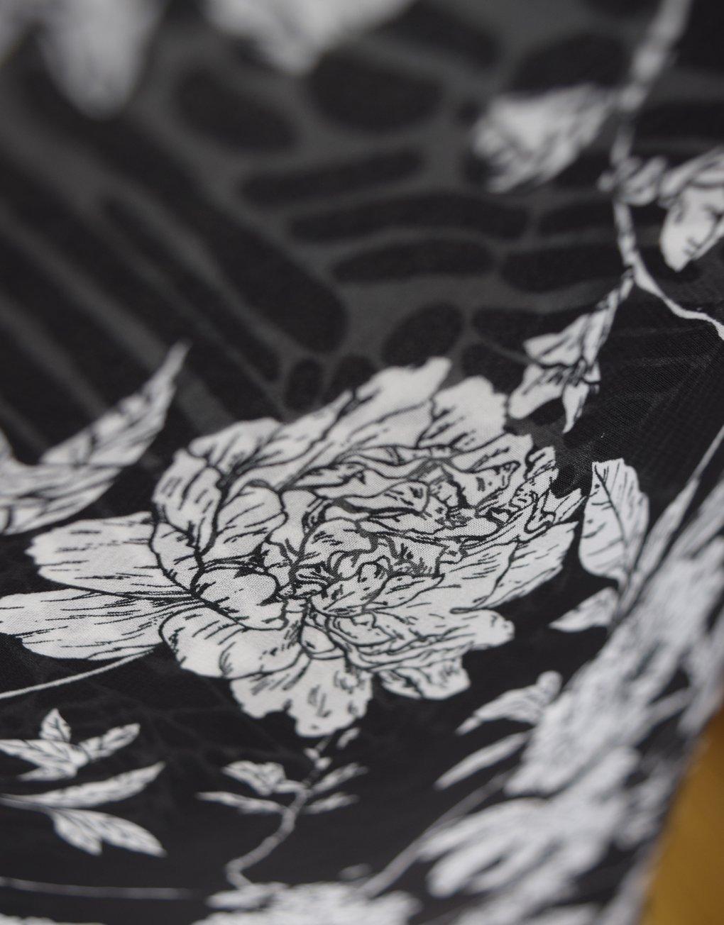 Revesable-Dress-black-fabric 2in1