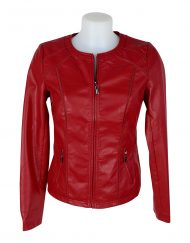 escandella red jacket