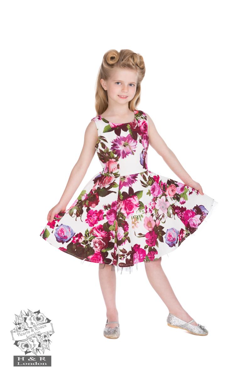 e72b195d5010 H&R Children's Audrey Retro Dress - Fashion Fix Online