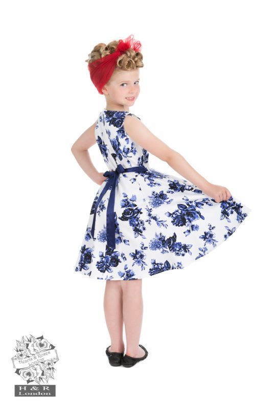 Rosaceae kids dress H&R 4104