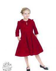 Red-FF-Glamorous-Velvet-Tea-Kids