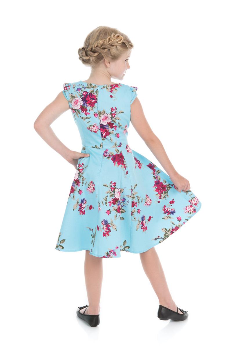 -Royal-Ballet-Tea-Kids retro dress