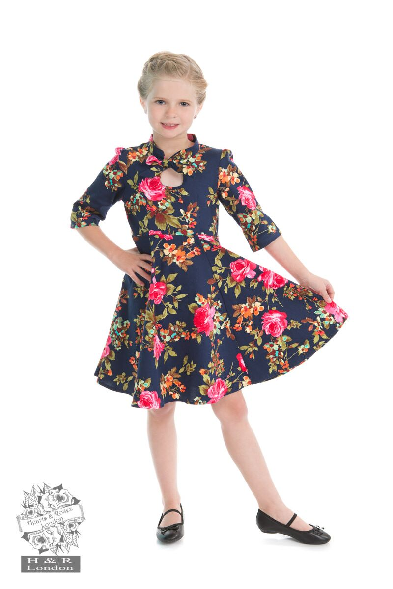 H&R Autumn Kids dress 4162