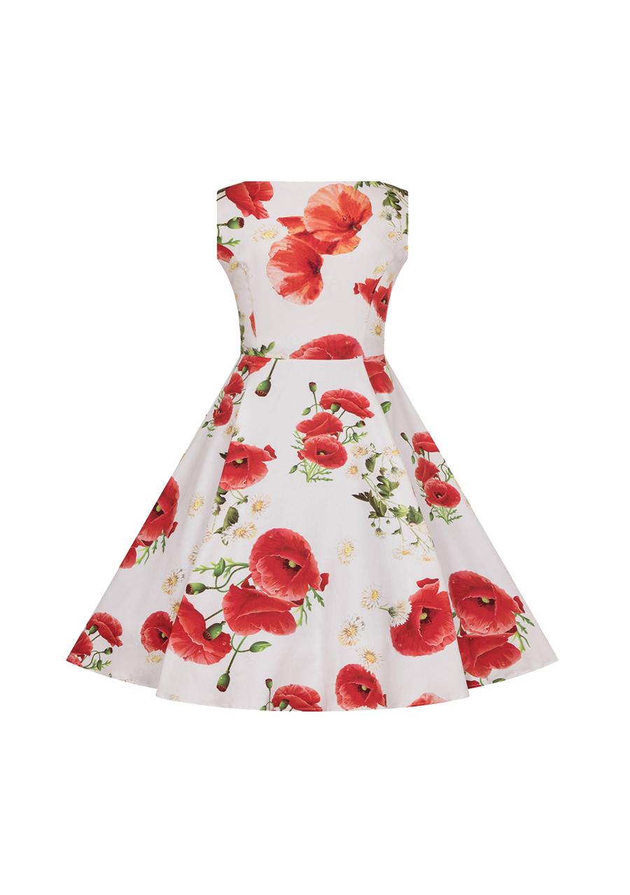 Opium Poppy Kids dress H&R 4211