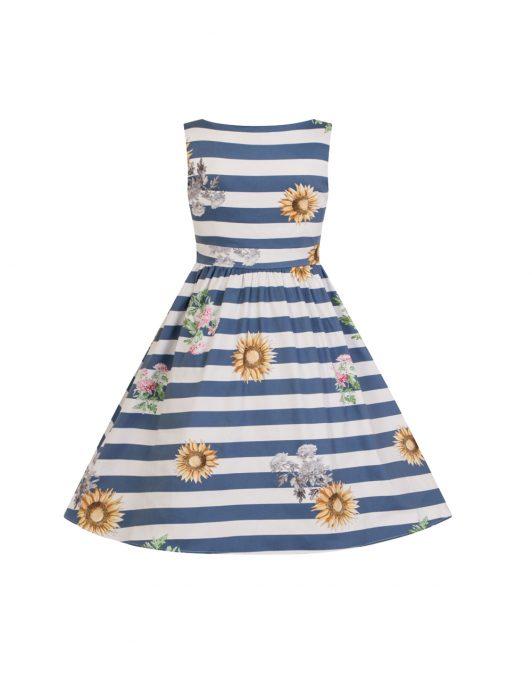 H&R Sunflower Stripe Dress Kids