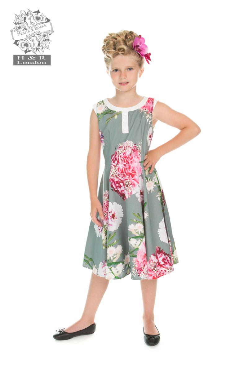 H&R Hepburn-Grey-Kids 4212