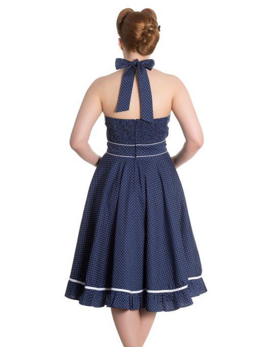 Hell Bunny 4114-vanity-dress-blue