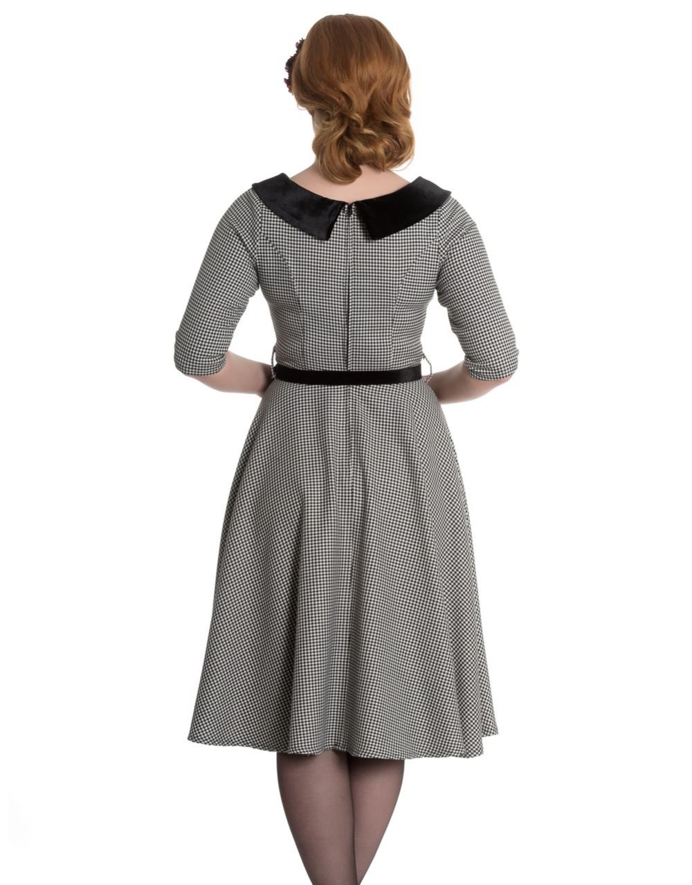 Hell Bunny 4617-jackson-50s-dress