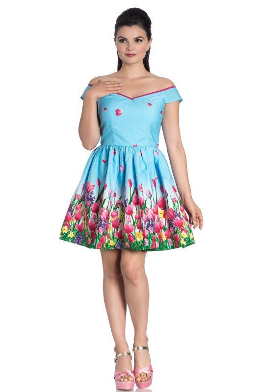 Hell Bunny angelique-mini-dress