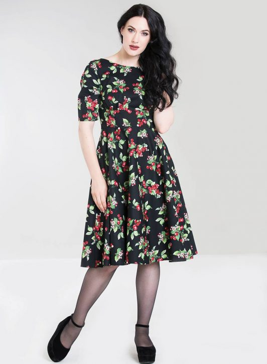 Hell Bunny 4832-cherie-50s-dress