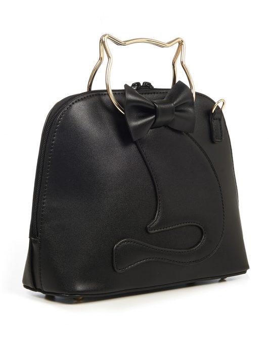 7299 Black Cat Bag