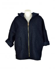 Italian Jacket Blue wool