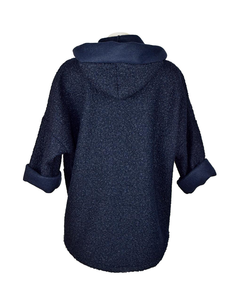 Italian Jacket Blue 2 wool