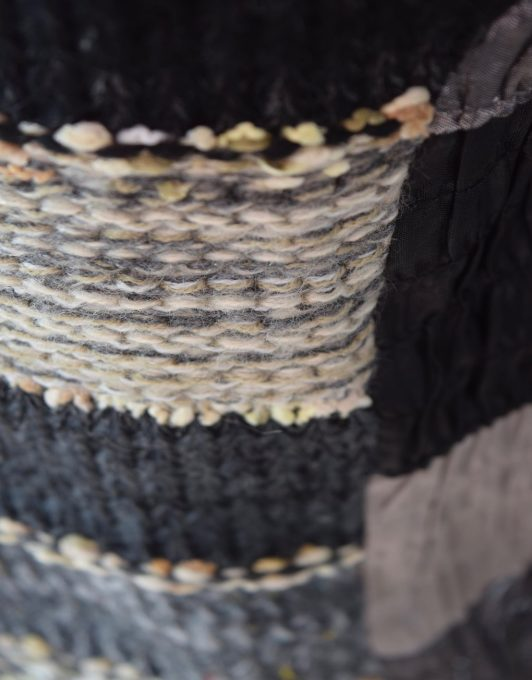 Lulu H Jacket black fabric1