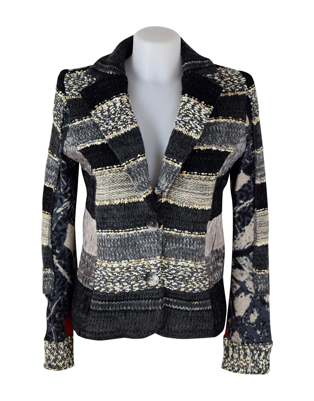 Lulu H Jacket black 1