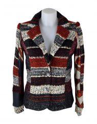 Lulu H Jacket burgundy