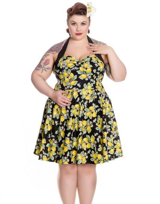 Hell Bunny 4669-leandra-mini-dress-