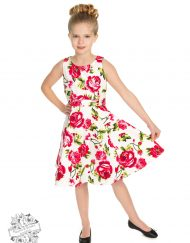 Hearts & Roses Sweet Rose Swing Dress4