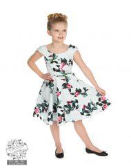 Hearts & Roses Mademoiselle swing dress