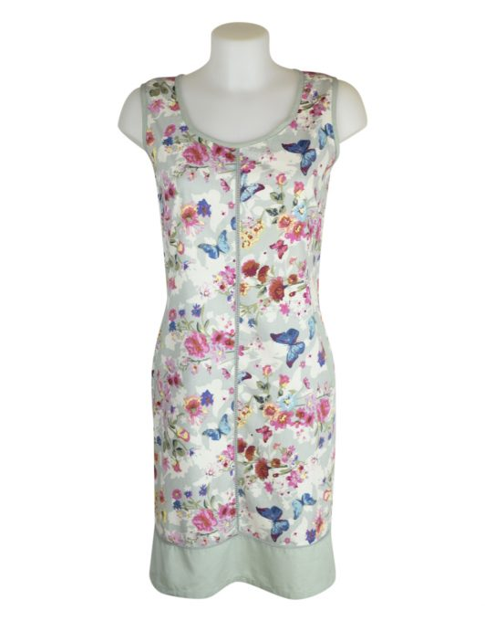 Alice Collins Harriet Dress Floral Butterfly