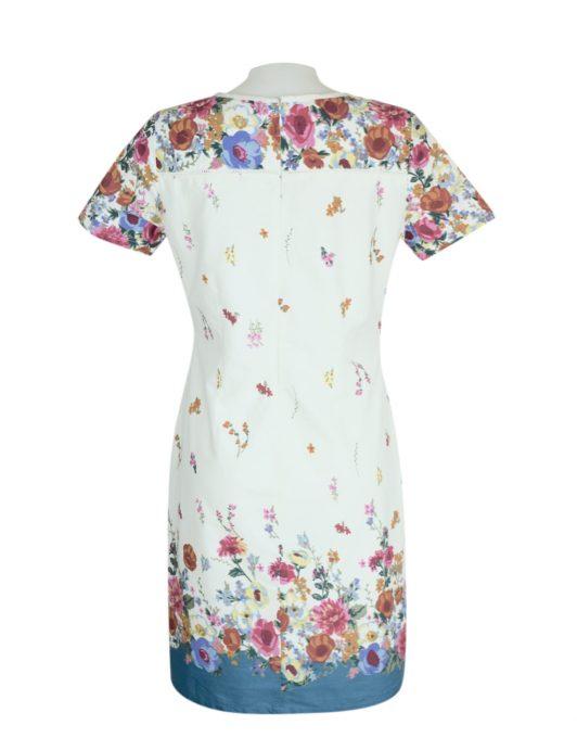 Alice Collins Jenna Dress Cottage Garden