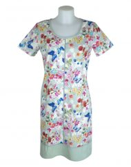 Alice Collins Jenna Dress Floral Butterfly