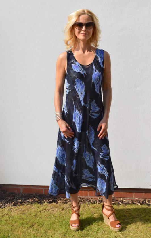 Paramour Reversible 2 in 1 dress7