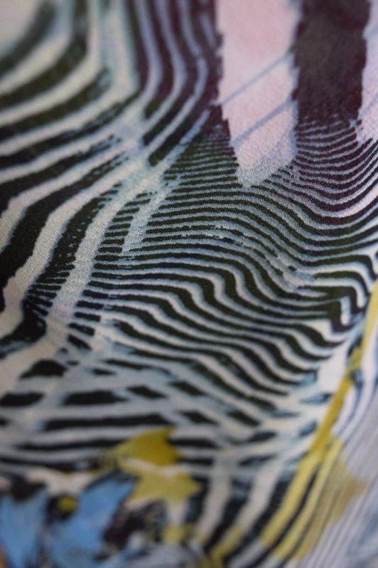 Paramour Reversible Dress Black Stripe6