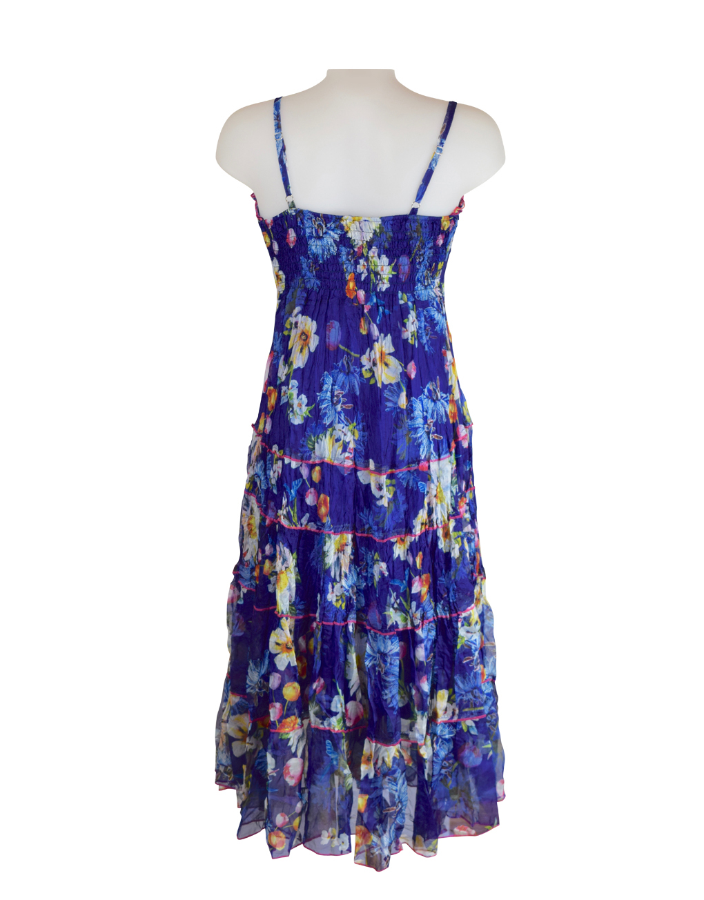 Sensations Pour Elle's Blue Dress