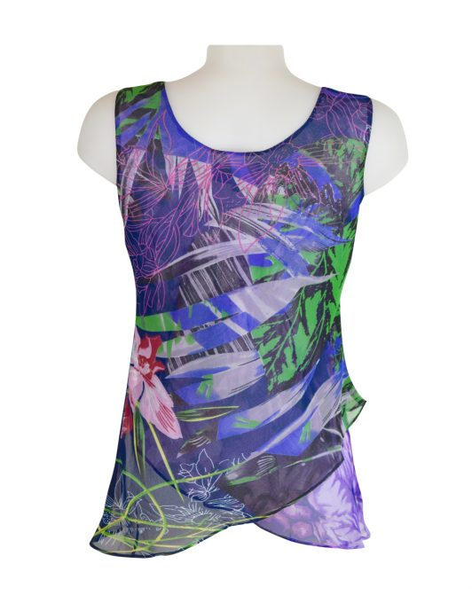 Paramour reversible top lilac