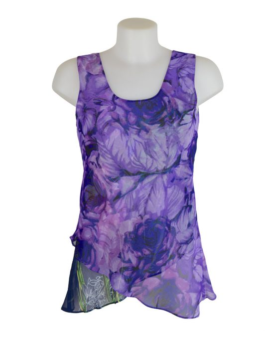 Paramour Revesible Top Lilac