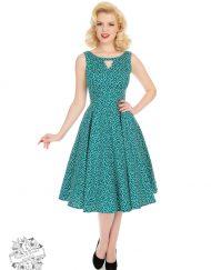 Hearts-Roses-La-Rosa-Dotty-Swing-Dress6