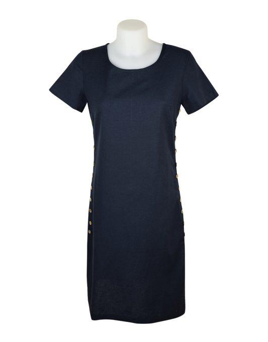 Alice Collins Kylie Dress Navy 024S070
