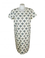 Alice Collins Deidre Dress Front 024S091