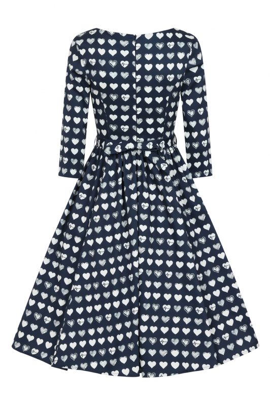 Hearts & Roses Piper Swing Dress 209 B